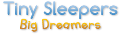Tiny Sleepers Big Dreamers Mobile Logo