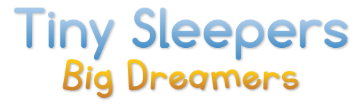 Tiny Sleepers Big Dreamers Mobile Retina Logo